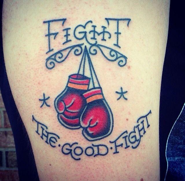 Boxing Tattoos 99