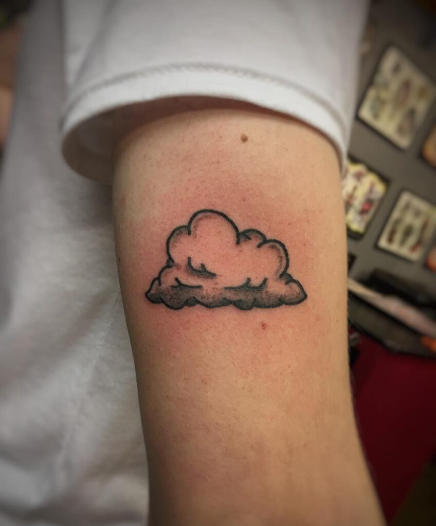 Cloud Tattoos 1
