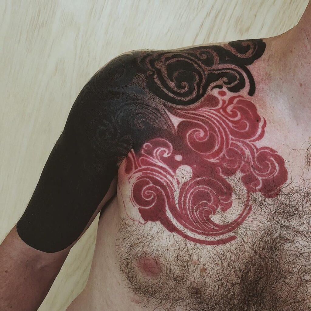 Cloud Tattoos 100