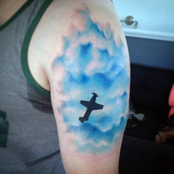 Cloud Tattoos 115