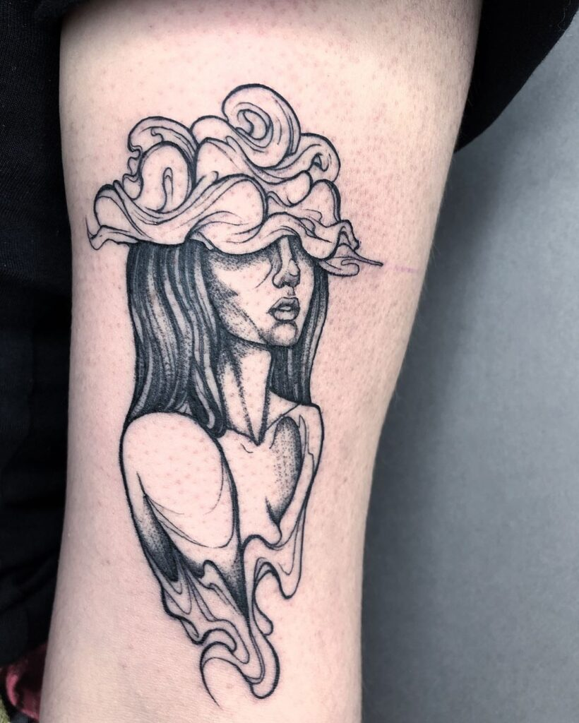 Cloud Tattoos 119