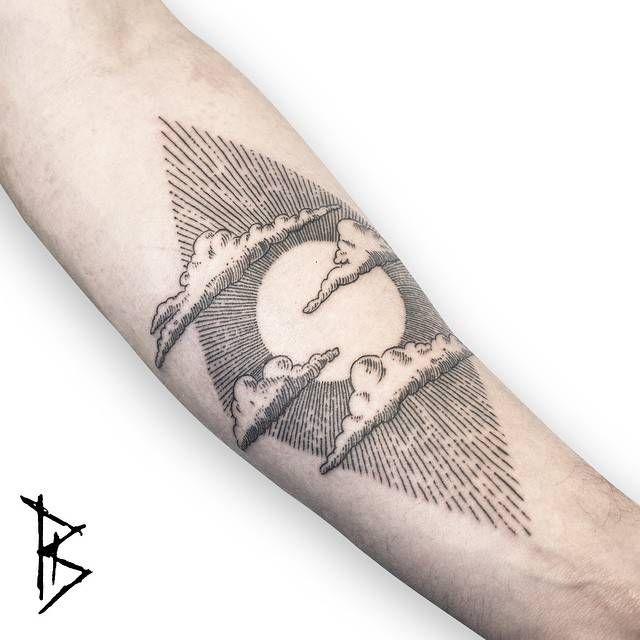 Cloud Tattoos 13