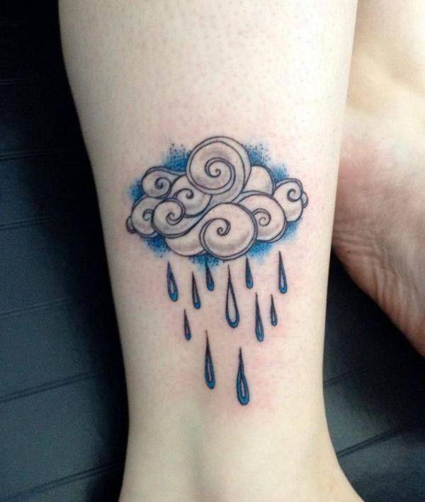Cloud Tattoos 14
