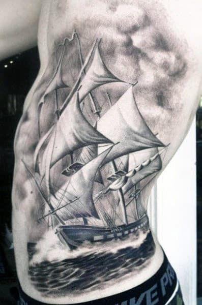 Cloud Tattoos 20