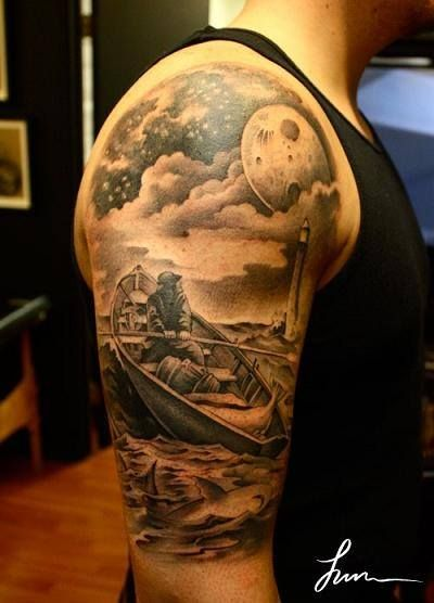 Cloud Tattoos 26