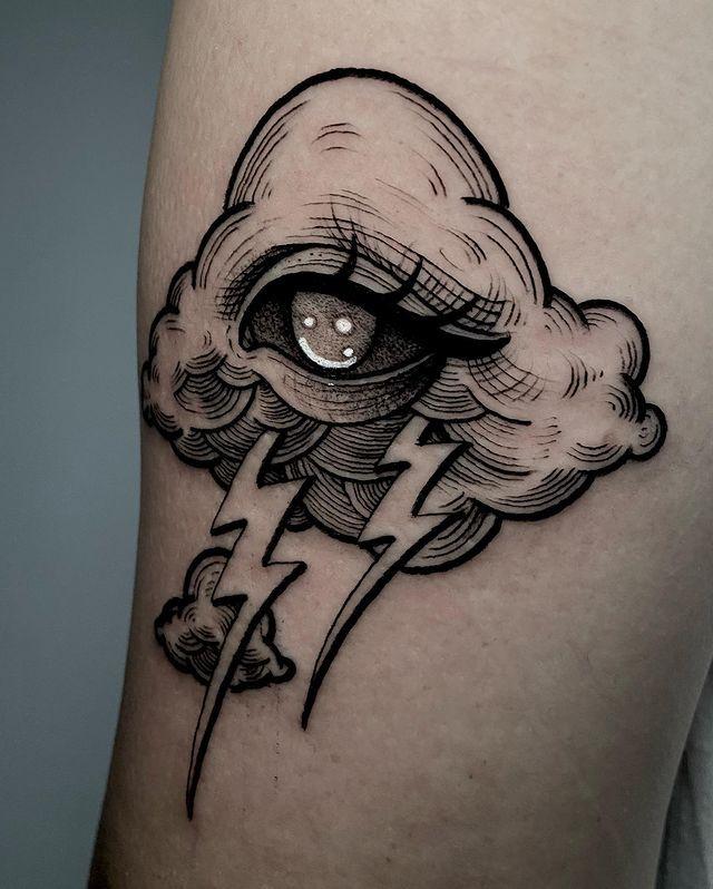 Cloud Tattoos 27