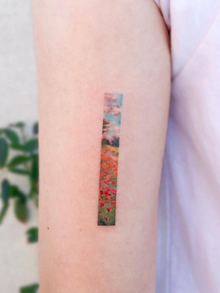 Cloud Tattoos 3