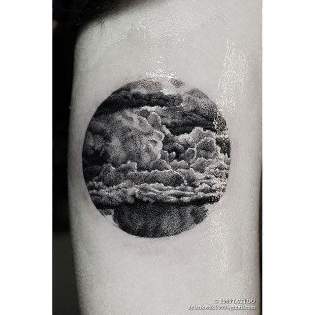 Cloud Tattoos 38