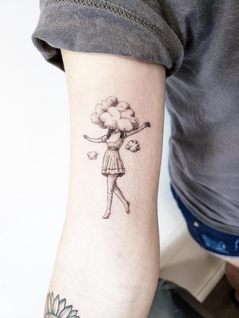 Cloud Tattoos 4