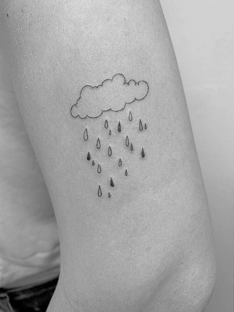 Cloud Tattoos 44