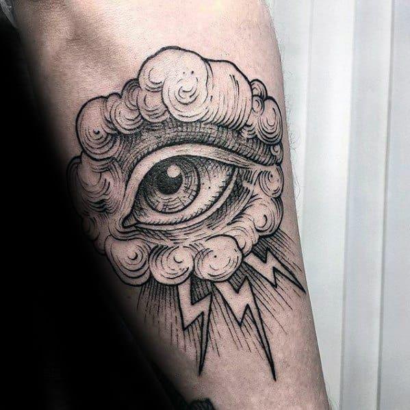 Cloud Tattoos 47