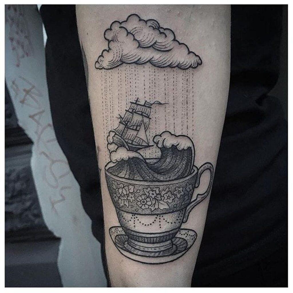 Cloud Tattoos 53