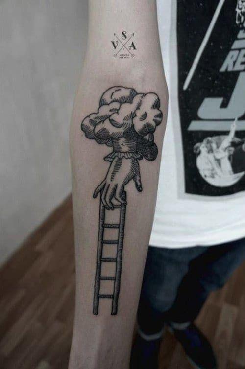Cloud Tattoos 57