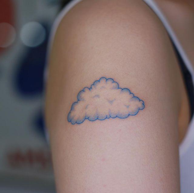 Cloud Tattoos 61