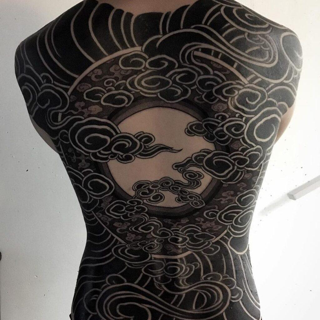 Cloud Tattoos 75