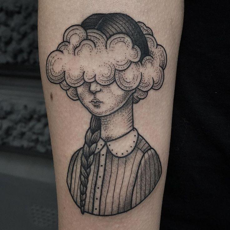 Cloud Tattoos 77
