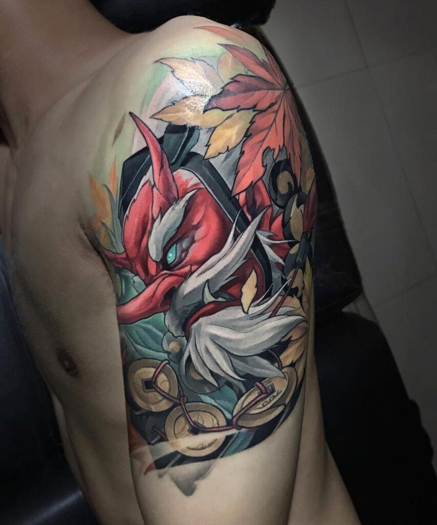 Cloud Tattoos 82