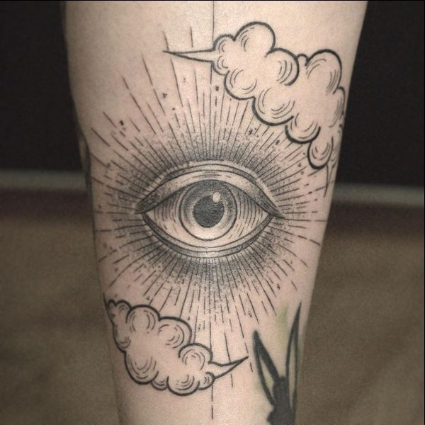 Cloud Tattoos 88