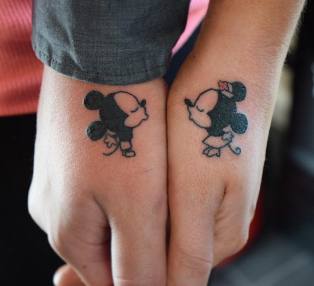 Cute Small Tattoos 1