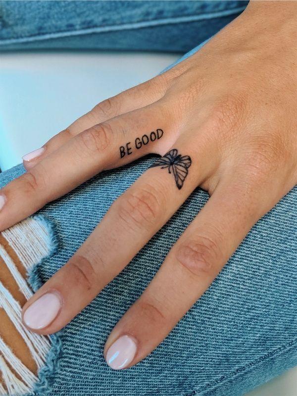 Cute Small Tattoos 112