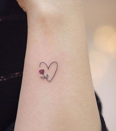 Cute Small Tattoos 154