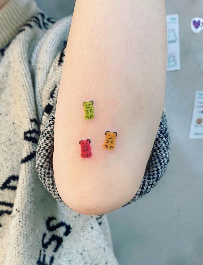 Cute Small Tattoos 86