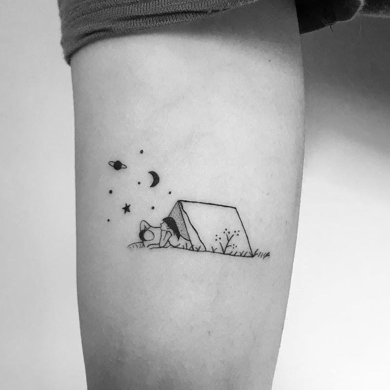 Cute Small Tattoos 92