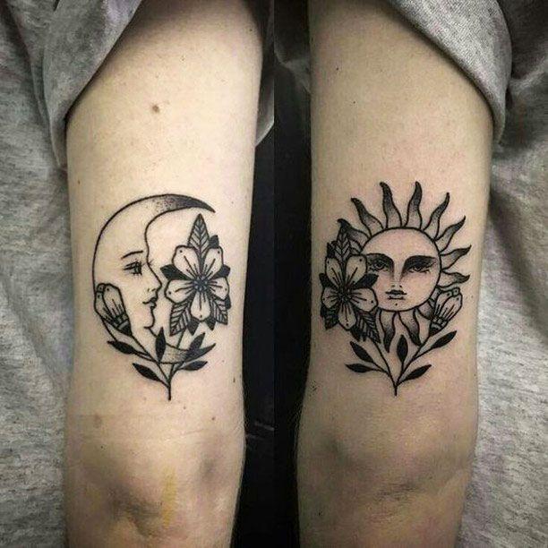 Knee Tattoos 148