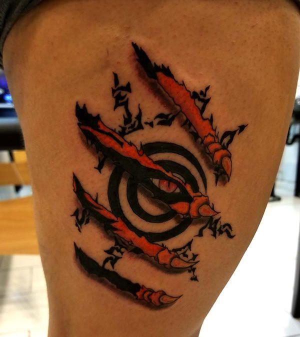 Naruto Tattoos 103