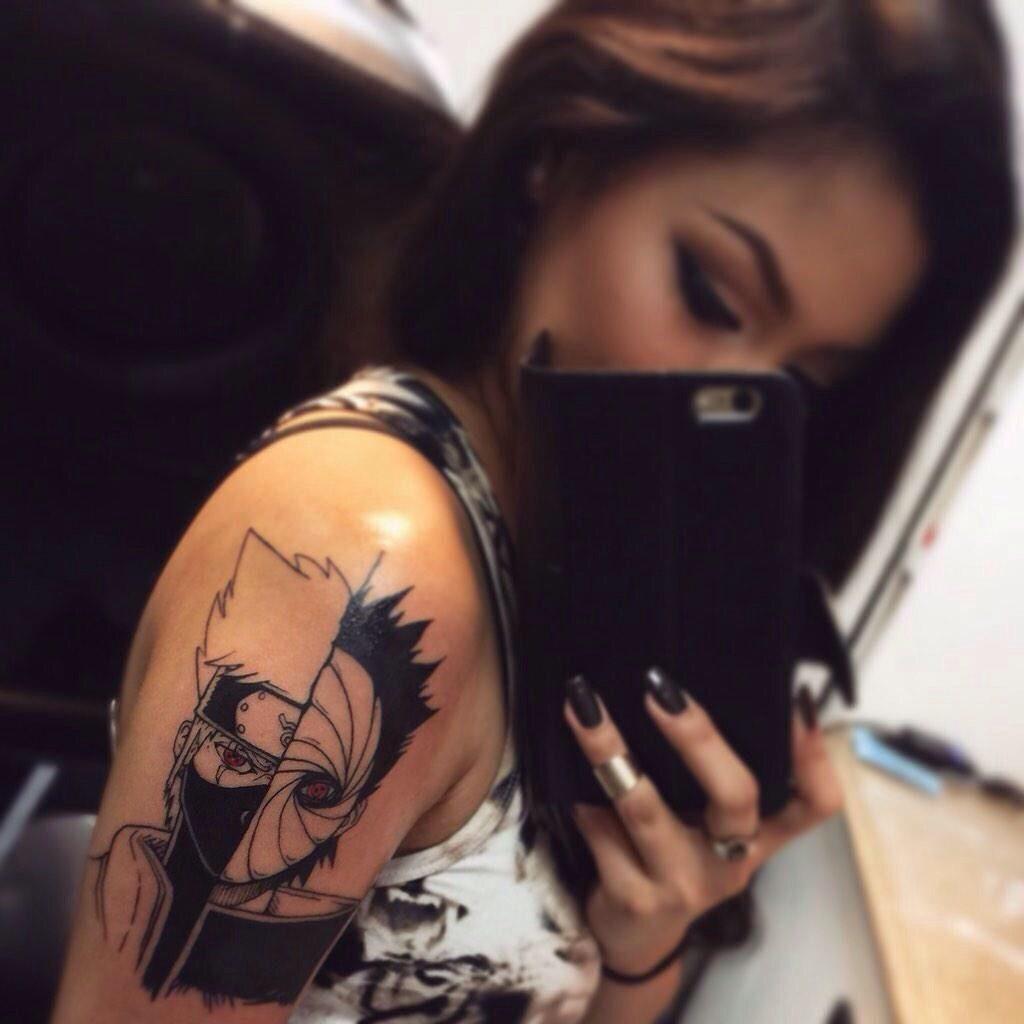 Naruto Tattoos 109