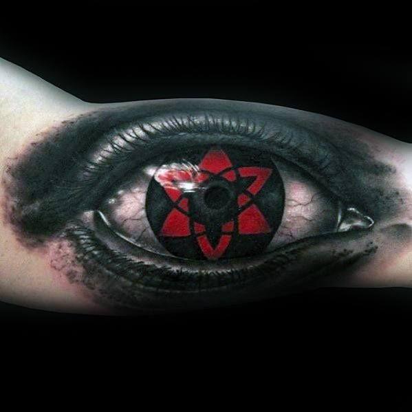 Naruto Tattoos 116