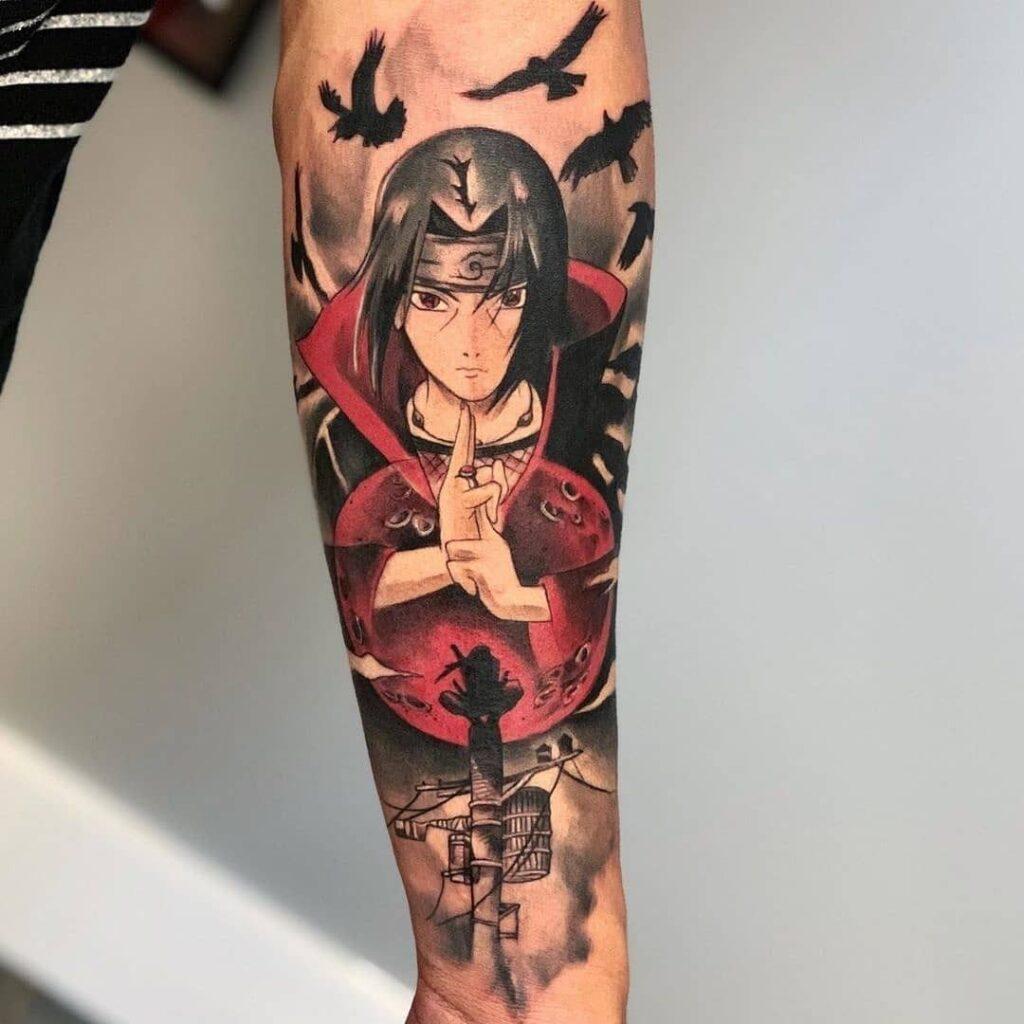 Naruto Tattoos 120