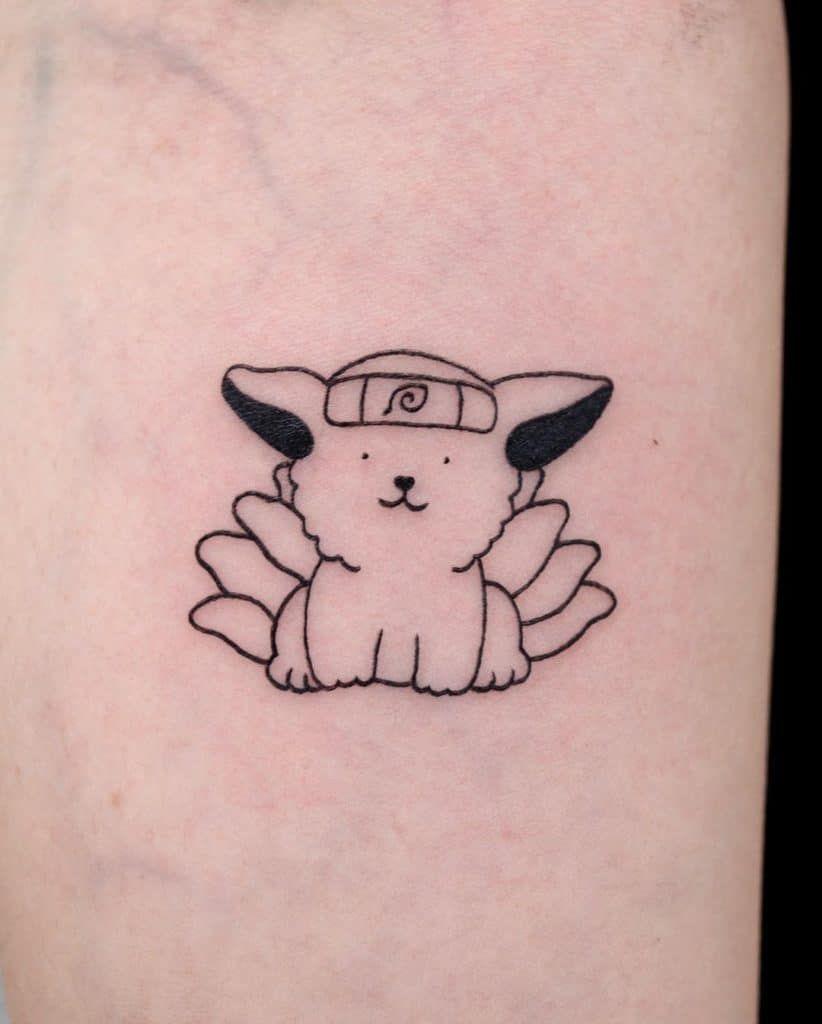 Naruto Tattoos 14