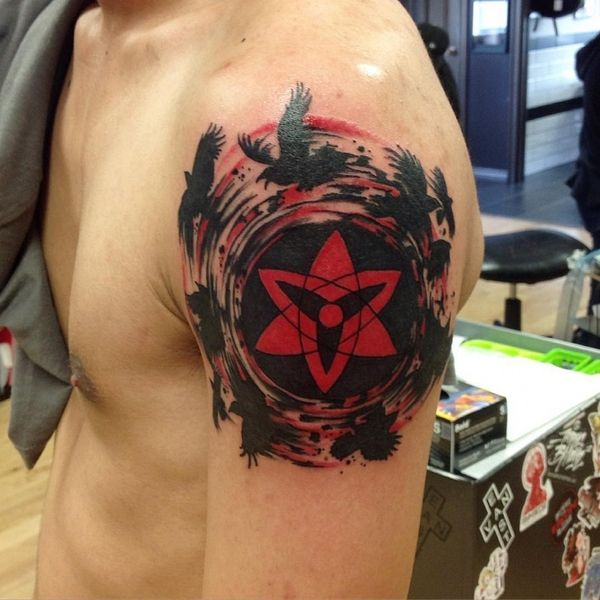 Naruto Tattoos 25