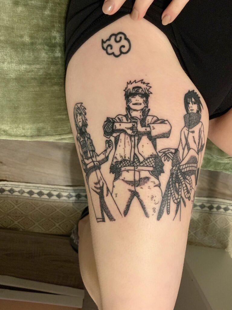 Naruto Tattoos 27