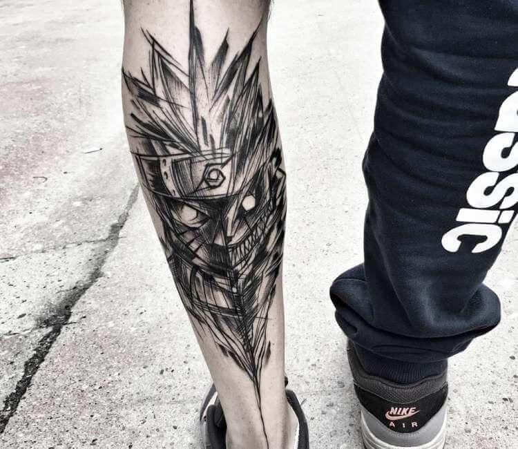 Naruto Tattoos 3