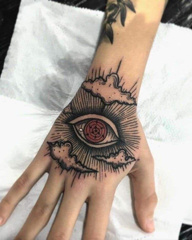 Naruto Tattoos 36