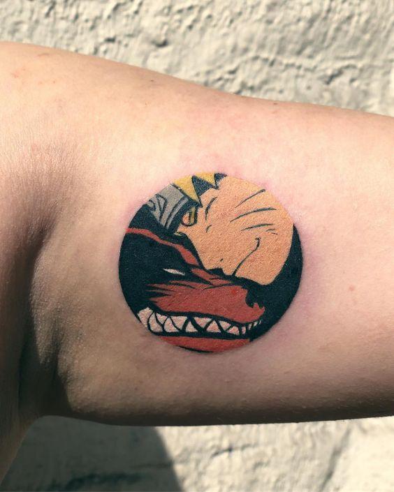 Naruto Tattoos 38