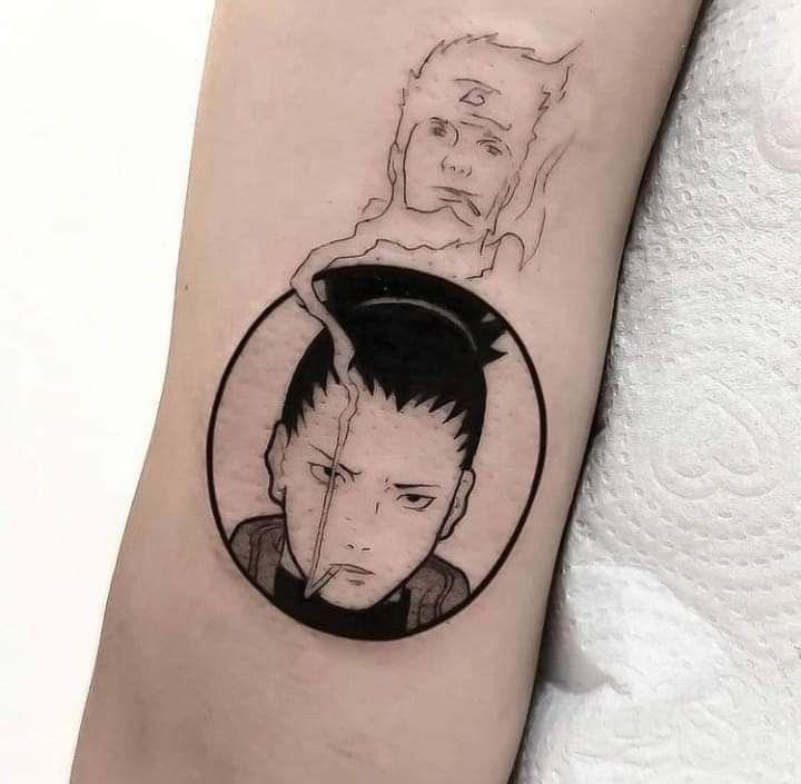 Naruto Tattoos 39