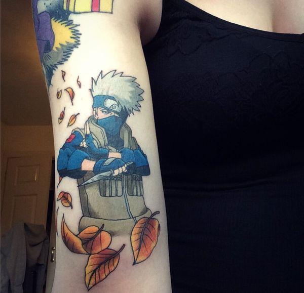 Naruto Tattoos 43