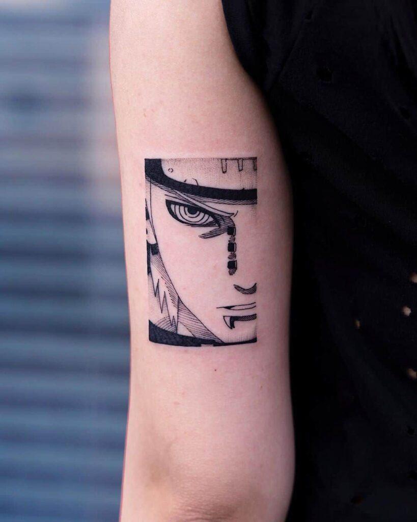 Naruto Tattoos 55