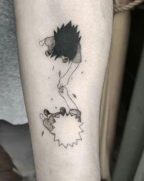 Naruto Tattoos 57