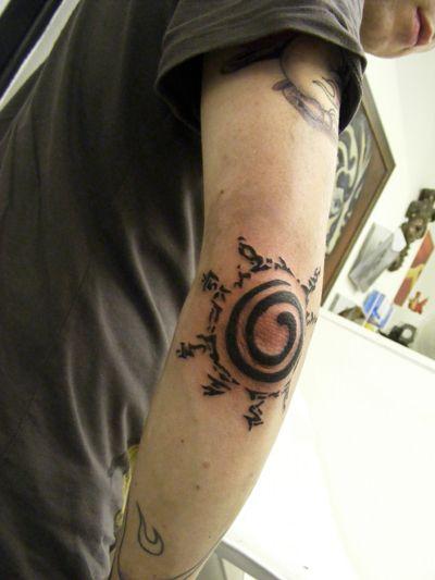 Naruto Tattoos 64