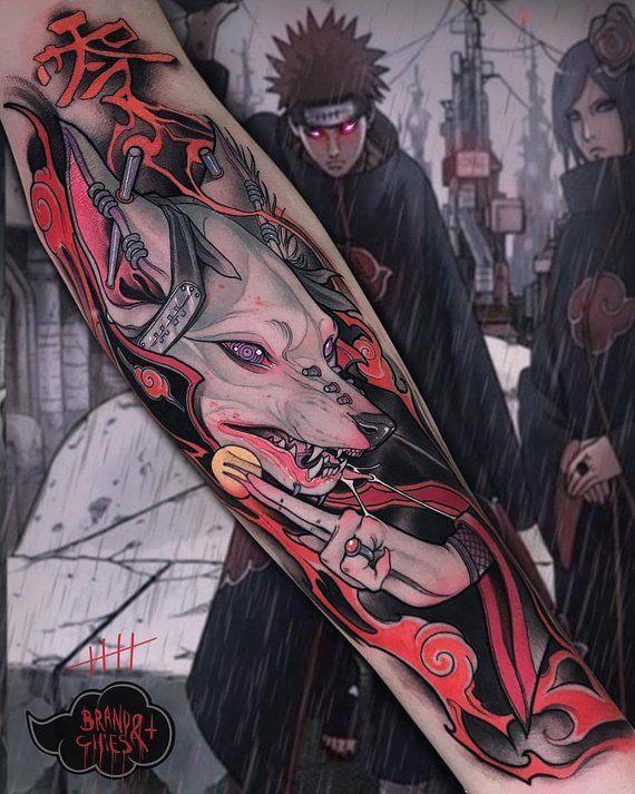 Naruto Tattoos 65