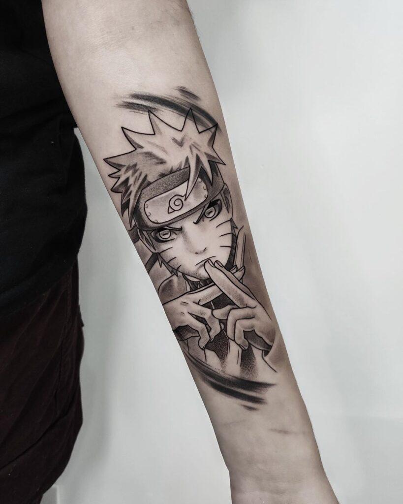 Naruto Tattoos 74