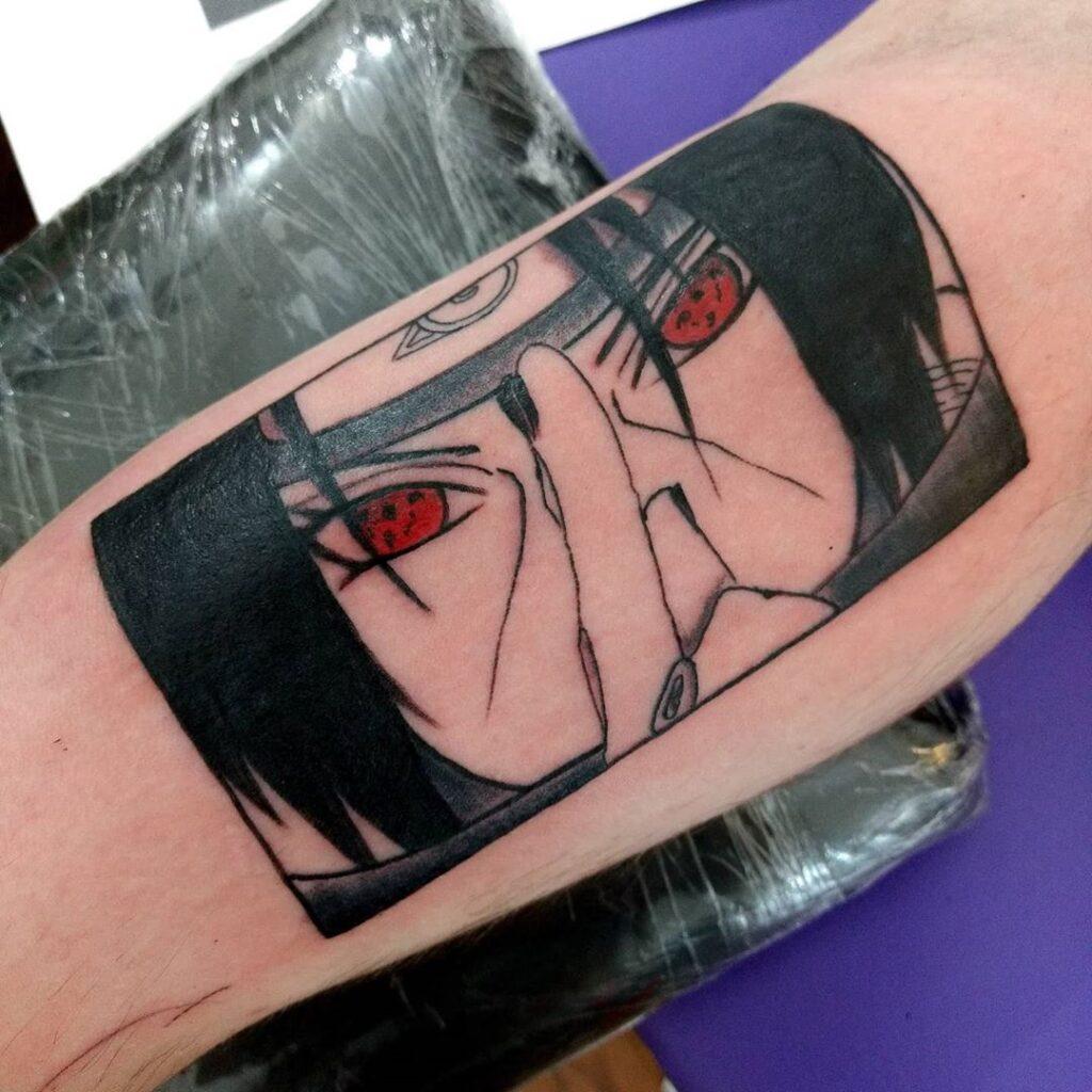 Naruto Tattoos 77