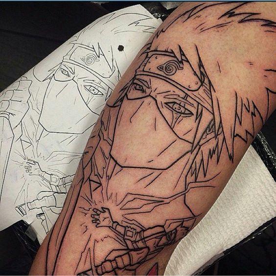 Naruto Tattoos 8