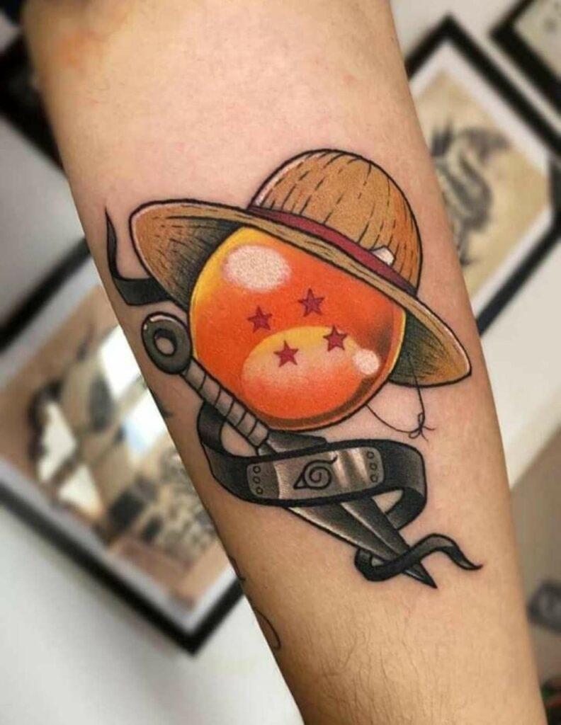 Naruto Tattoos 9