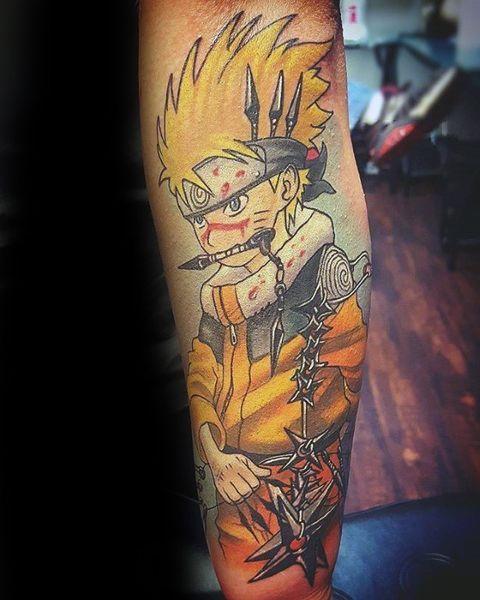 Naruto Tattoos 90
