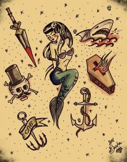 Sailor Jerry Tattoos 112